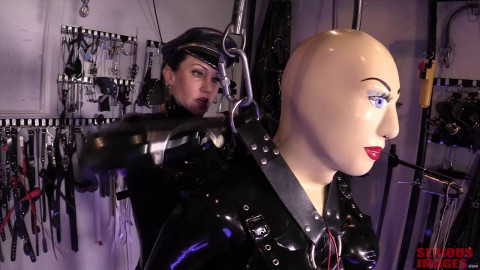 Perfect Rubber Doll