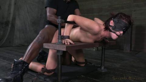 Bound Is Custom Metal & Leather Bondage (Cici Rhodes) SexuallyBroken
