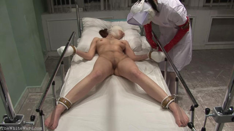 TheWhiteWard - Patient 004 - Caning Punishment