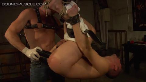 Fucking His Slave Boy Hard