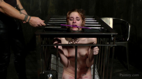 Mercy West The Mercy of the Cage (2015)