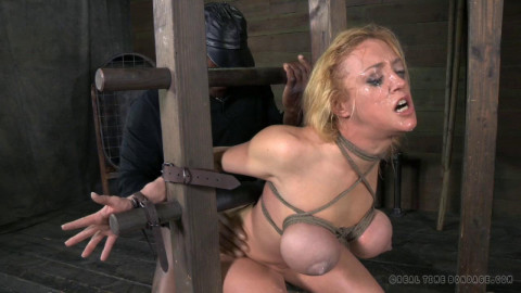 Darling - Darling utterly destroyed by cock!