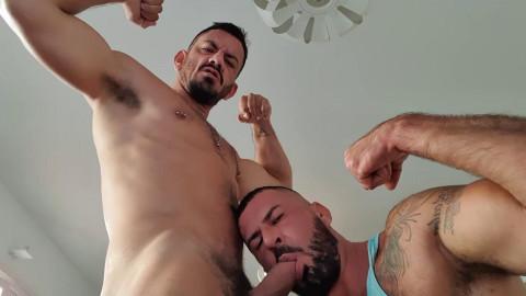 RawFuckclub Joe Gillis & Roc Vent - Big Bubble Butt Worship