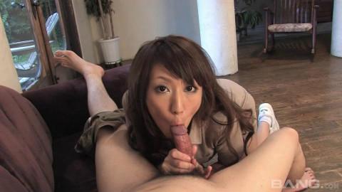Karin Mizuno oral job