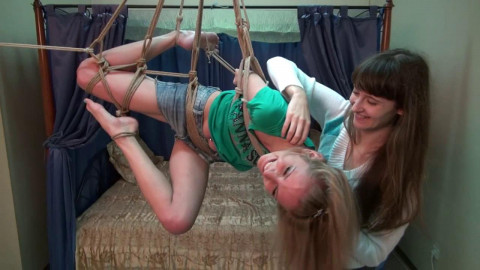 Beautifull Hot The Best Mega Cool Collection Of Smile Bondage. Part 2.