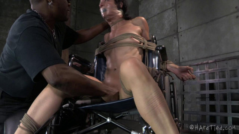 HT - Elise Graves and Jack Hammer - Bondage Therapy Part One