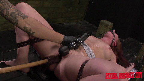 Autumn Kline Loves Bondage, Sex Toys, Squirting, Deepthroat BJ And Rough Sex (2015)