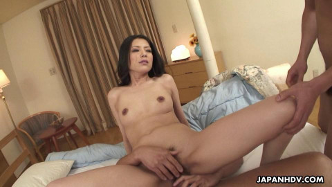 Kana aizawa drilled by her husbands co-workers