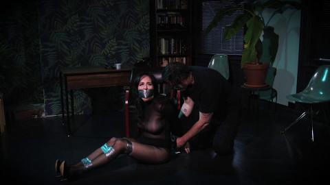 Sexy Spy Gets Ambushed