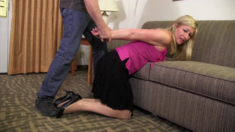 Amanda Kent-Get me gagged before my husbands hears me moaning