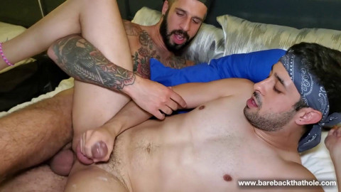 Romeo Davis and Jesse Ferrer - Im Not Done With That Little Hole