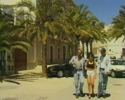 Zvei deutsche ficken Ibiza
