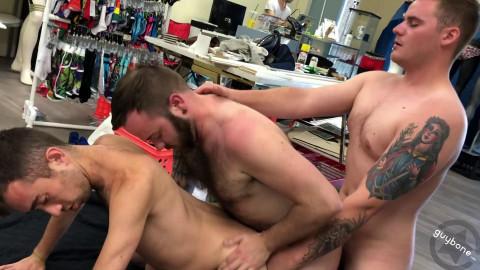 GB-Brax Bailey & Jared Gryphon And Zeke Johnson