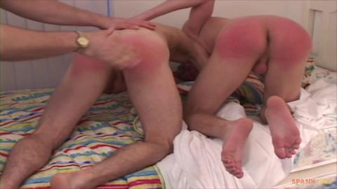Spankthis Misbehaving sc.4 -  Spanks his Boys