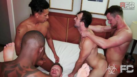 Big Dick Orgy Pt. 1 - 720p