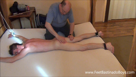 FeetBastinadoBoys - Jirka Pr. Caning and Spanking