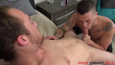 BSB - Gage Owens Treats Zeke Weidman To Some Fucking Bareback