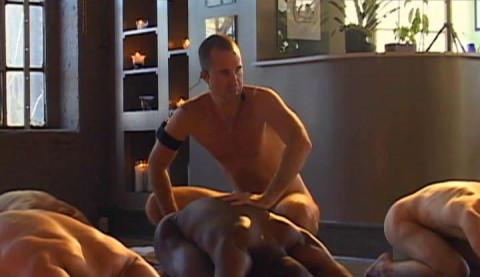 Aaron Star - Hot Nude Yoga 2