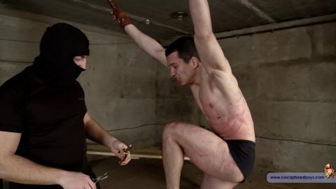 RusCapturedBoys - Daring Slave Alex - Final Part