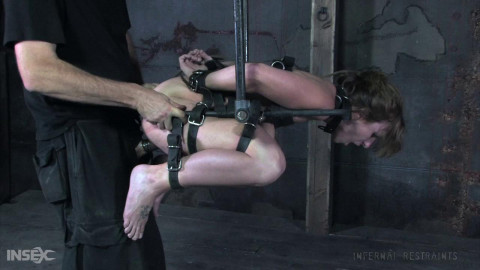 InfernalRestraints - Brina James - The taming of the love tunnel