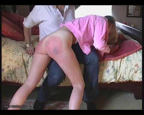 Monica in Spank My Bare Bottom (2012)