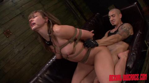 Callie Calypso Wants More Rope Bondage Rough Anal Sex Humiliation (2015)