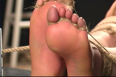 Extreme Foot Torture