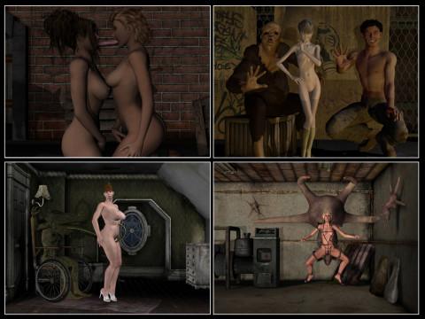 (Game) Framboise in Pervertville