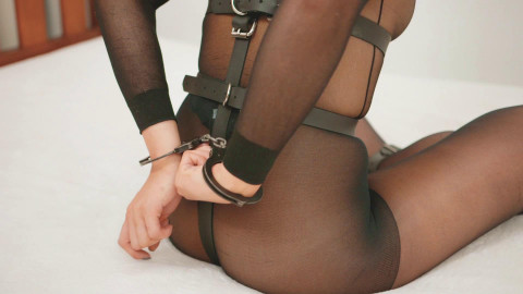 Restricted Senses - Self Bondage Bodystocking