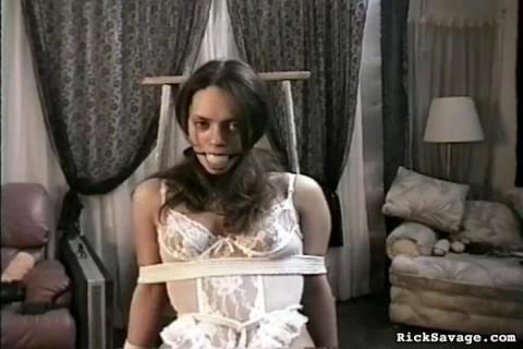 Bound Innocent Virgin Two Brianna