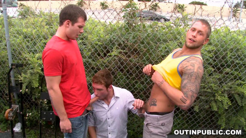 Carter Jacobs, Connor Maguire, Hayden Richards