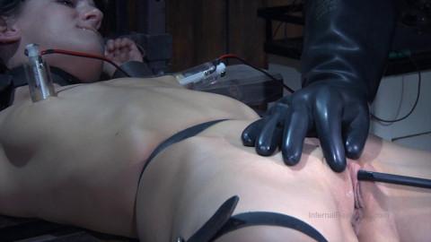 Elise Graves high Curious Elise - BDSM, Humiliation, Torture