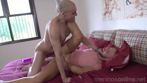 Meninos Online - Leo Felipo and Bernardo - Bareback