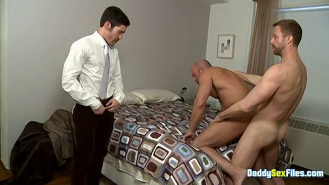DaddySexFiles - Dale Joins The Fuck Party