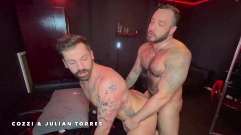 Julian Torres and Cozzi