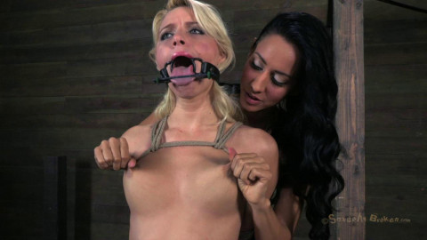 SB - Isis Love in the house to help fuck up Anikka Albrite - Jan 28, 2013 - HD