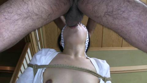 Mature loincloth enema Inoue Rinko