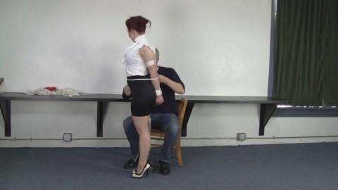 Ludella Hahn - Voyeur Bondage