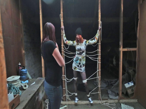 Live bondage