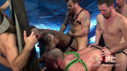 Jonah Fontanas Gang Group sex Part FIRST