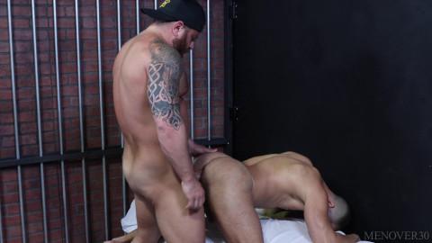 Prison Privileges Are Hard to Cum By! - Armando De Armas, Riley Mitchel 4K