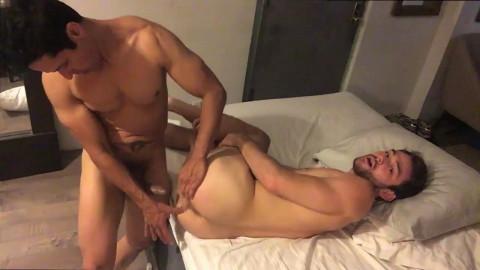 Rafael Alencar - Cum In All My Holes With Max Adonis