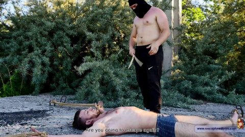 Fresh Meat for the Master - Part III from ruscapturedboys