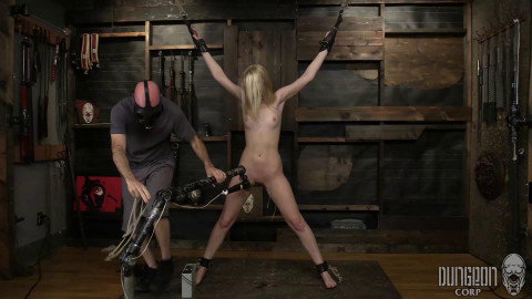 Blonde and Submissive Part 1