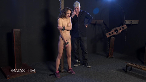 Graias - The Punishment of a Young Model pt. 3