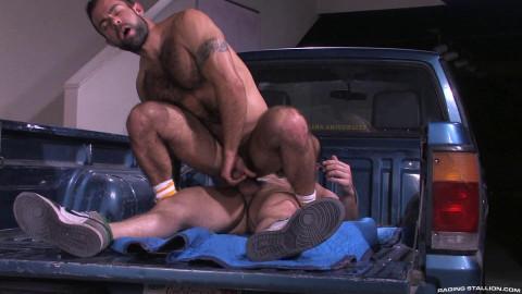 Damien Crosse fucks Steve Cruzs asshole (1080p)