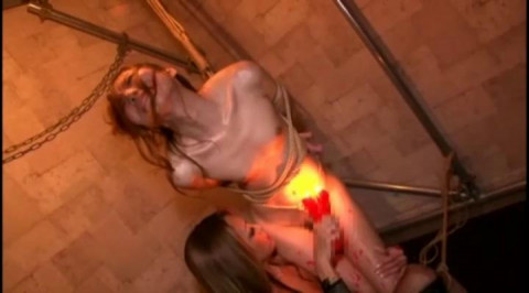 Transsexual Lesbian Sm Kirishima Rena & Hikaru (2012)