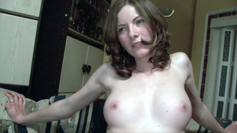 Natural hairy pussy homemade amateur casting