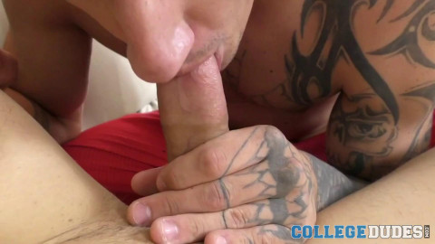 CollegeDudes Brad Davis & Zach Stevens - Big Bro Little Bro