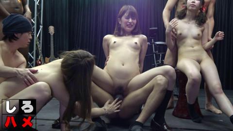 "Fumika, Ami, Aika, Momo In ""The Naked Concert"" Part 2"